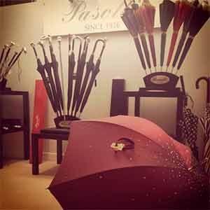 Магазин зонтов Pasotti