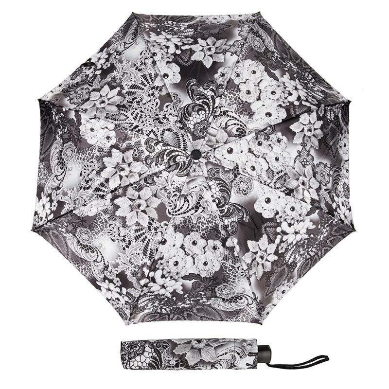 Зонт Складной Pasotti Mini Novita Bianco