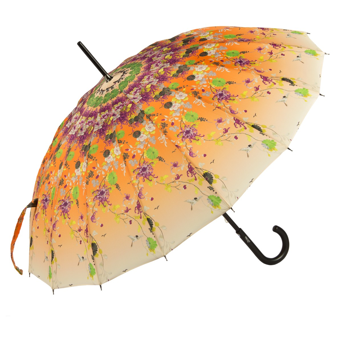 Зонт-трость Jean Paul Gaultier Kimono Orange