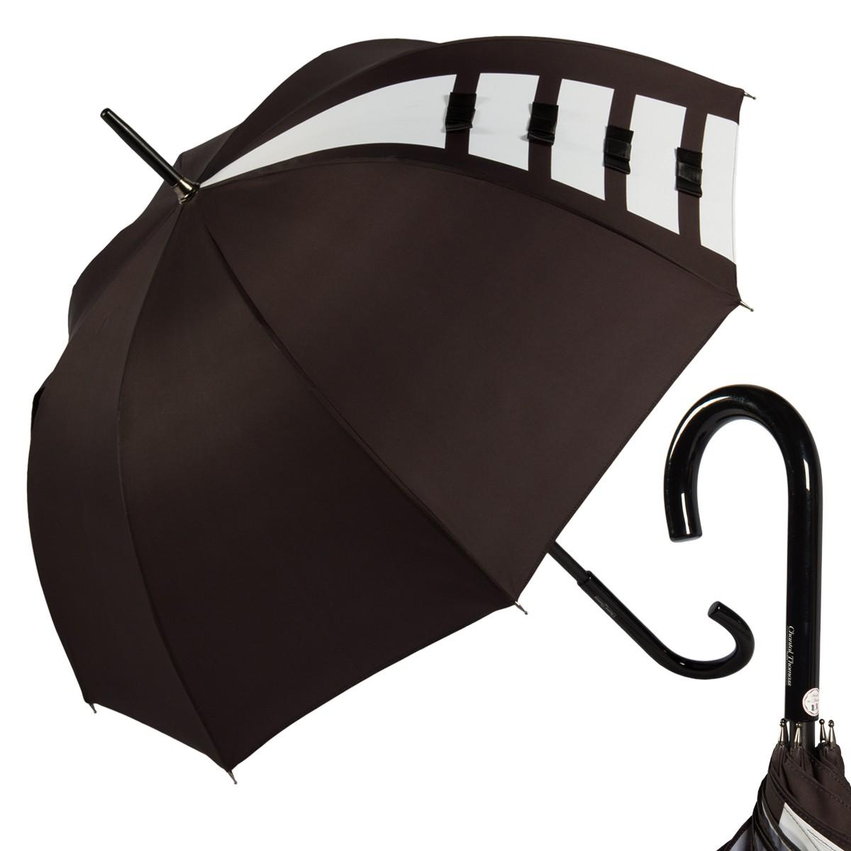 Зонт-трость CT Amorti White long