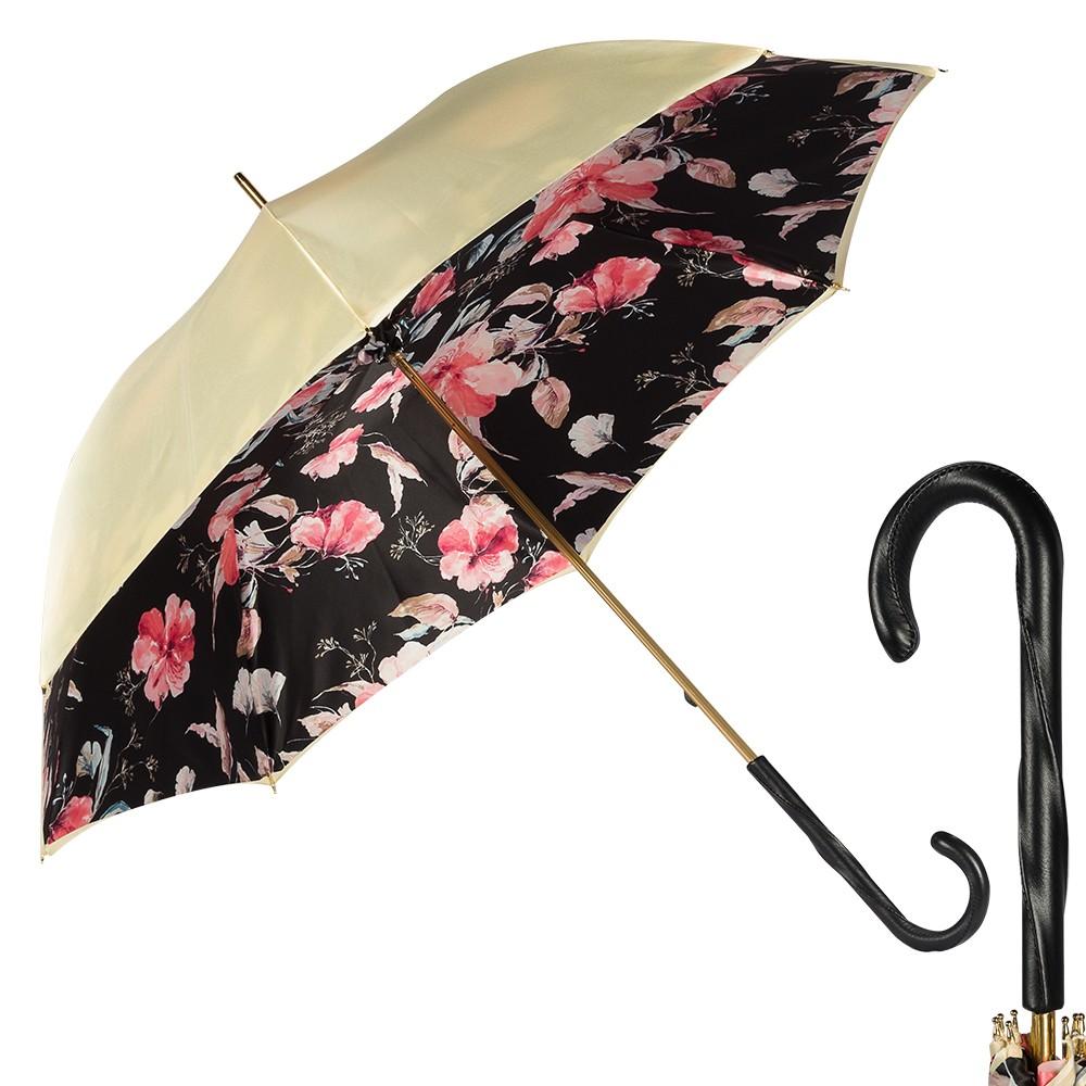 Зонт-трость Pasotti Crema Magnolia Original